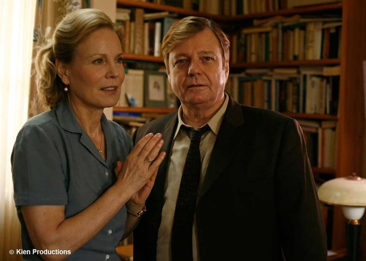 Jacques Spiesser con Marthe Keller