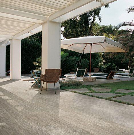 Porcelanato simil madera galer as so adas pinterest for Pisos terrazas rusticas