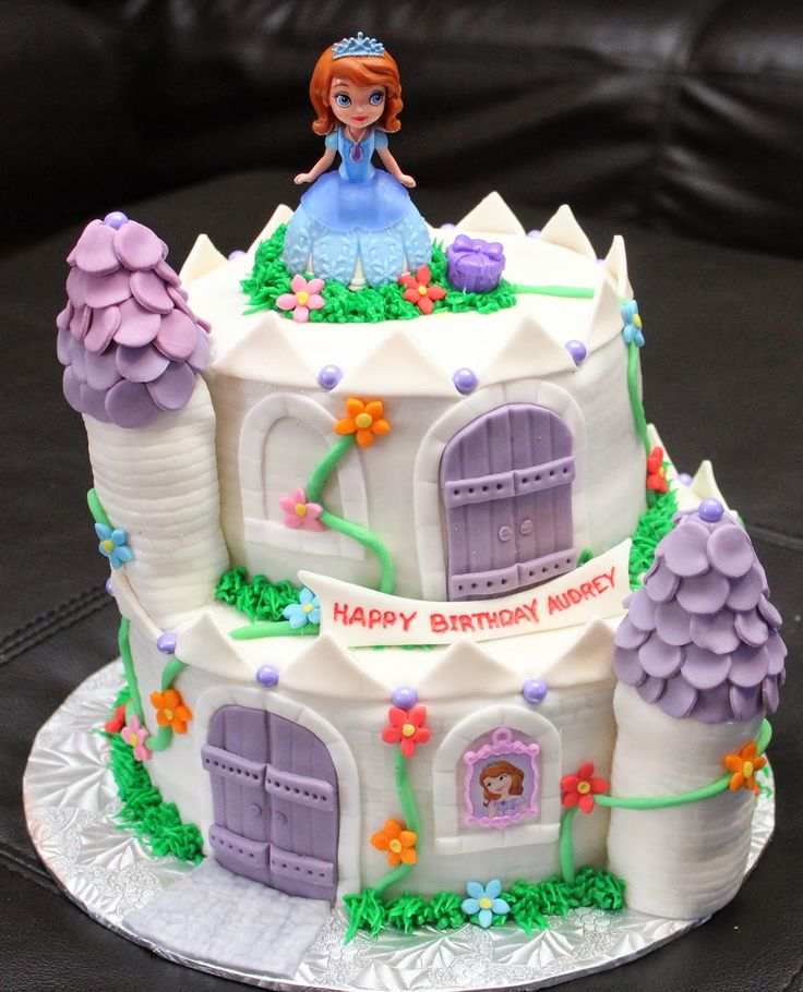 Sofia The First Cakes At Walmart - Google Search