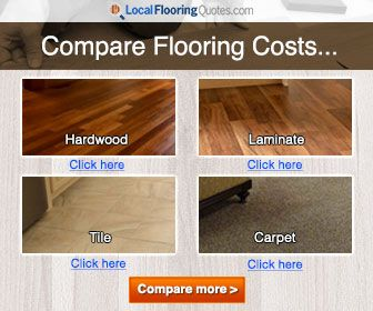 Laminate flooring simulates the look of hardwood flooring, at only a  fraction of hardwood cost