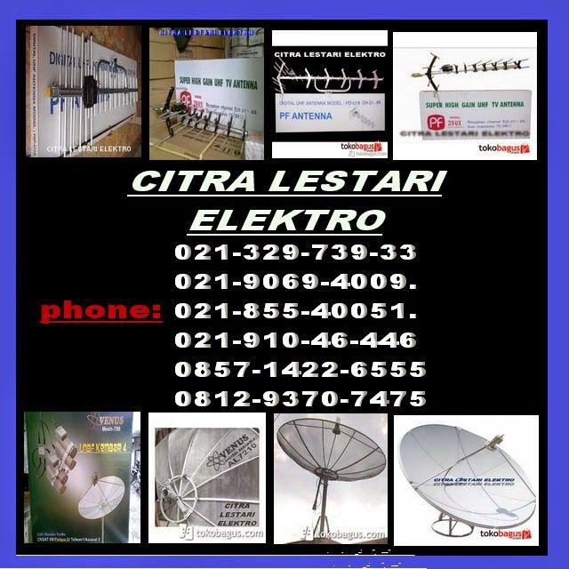 jasa pasang antena tv dan parabola : jasa pasang parabola