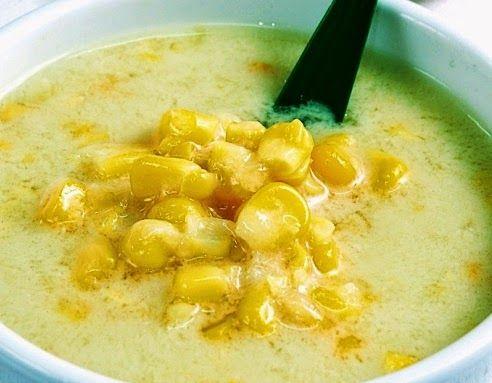 resep bubur jagung   mau tahu panduan cara membuat resep