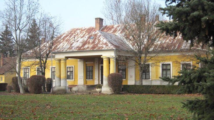 Almásy-kastély, Sarkad