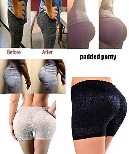 d603c2e569eab 3-5 Days Delivery Women Padded Panties Hip Enhancer Bum Butt Lift Body  Shaper Underwear Shapewear