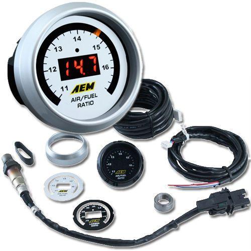 AEM Digital Wideband Air / Fuel UEGO Gauge PN 30-4100