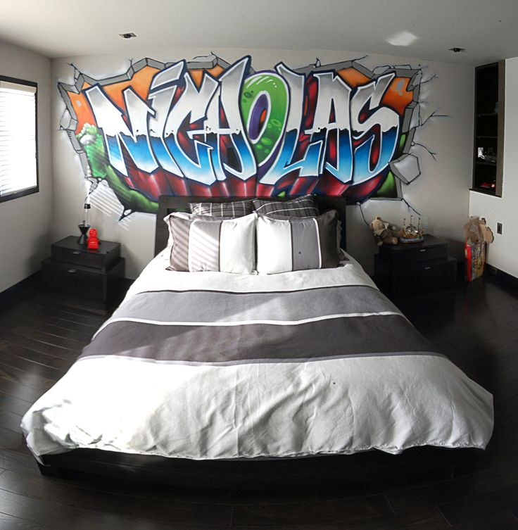 Circuit72.com  Deco graffiti