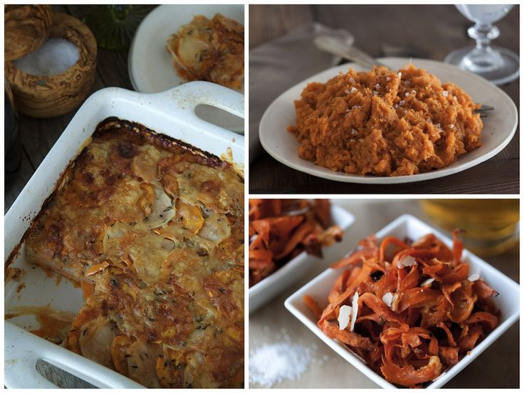 ... , Chipotle Mashed Sweet Potatoes and Sweet Potato and Parmesan Chips
