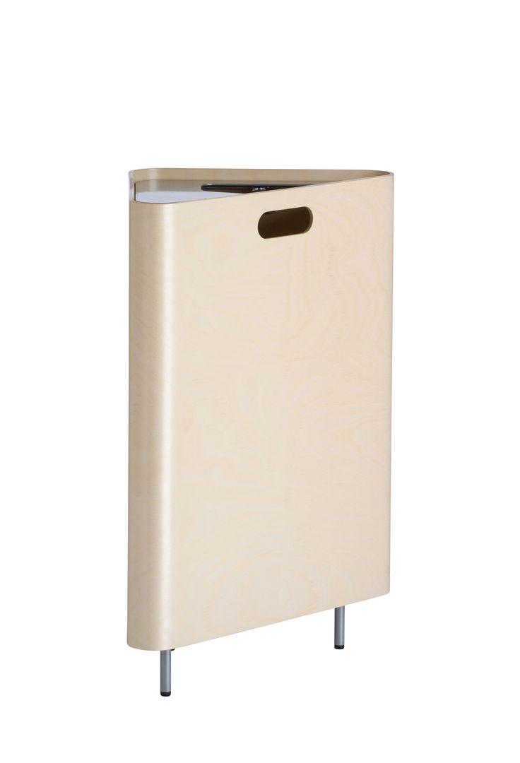 Anywhere waste paper bin by Joel Karlsson for Mitab