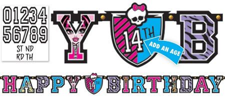 http://www.partycity.com/product/monster high party supplies.do?kwid=monster high birthday party supplies