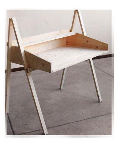 Réinventer sa déco et fabriquer un meuble unique en un après-midi, c'est possible. Deux designers nous livrent leurs secrets pour réaliser facilement un p...