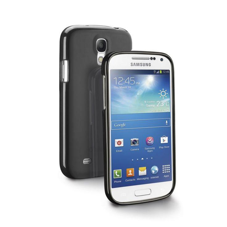 CELLULAR LINE Shocking Etui Samsung Galaxy S4 Mini czarne - Galaxy S4 mini - Sklep internetowy Digimania.pl