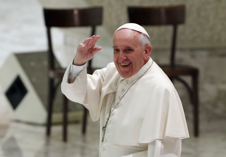 Pope Francis challenged business leaders assembled in Davos on Tuesday to put their wealth at the service of humanity instead of leaving most of the world's population in poverty and insecurity.  Click here to read the full story: http://www.iol.co.za/business/international/serve-humanity-with-wealth-pope-to-davos-1.1634732