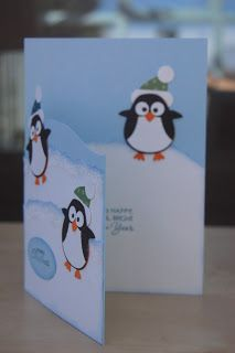 Julie's Japes - An Independent Stampin' Up! Demonstrator in the UK: Last of the Punch Art (for 2012?)
