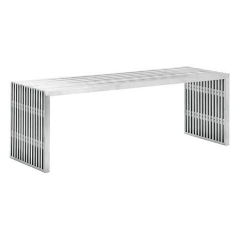 Zuo Modern Novel Double Bench - 100081-Benches-HipBeds.com