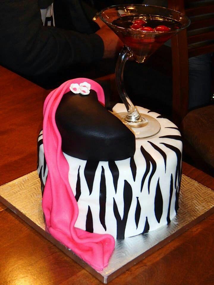 Classy cake 30'th birthbay