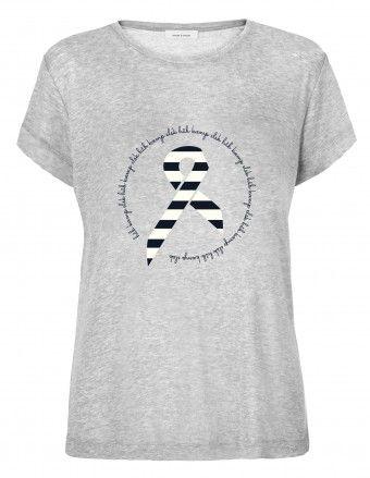 Støt Brysterne 2015 dame t-shirt