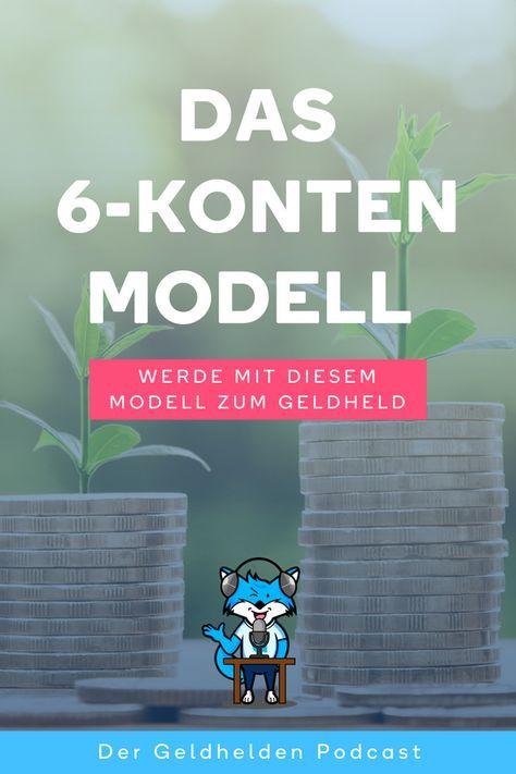 Das 6 Konten Modell nach T. Harv Eker ist eine tol…