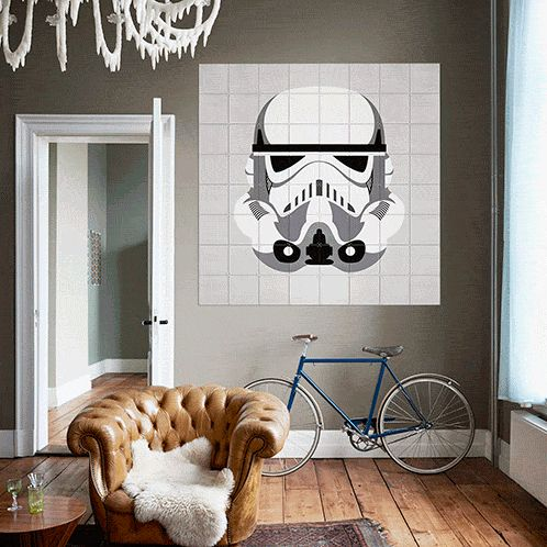 Meet the new Star Wars IXXI in town. Stormtrooper / Darth Vader, now available in the web shop! www.ixxidesign.com/starwars #IXXI #ixxidesign #StarWars #TheForceAwakens #StormTrooper #DarthVader