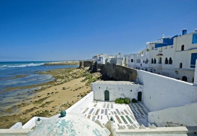 Fuga a Tangeri