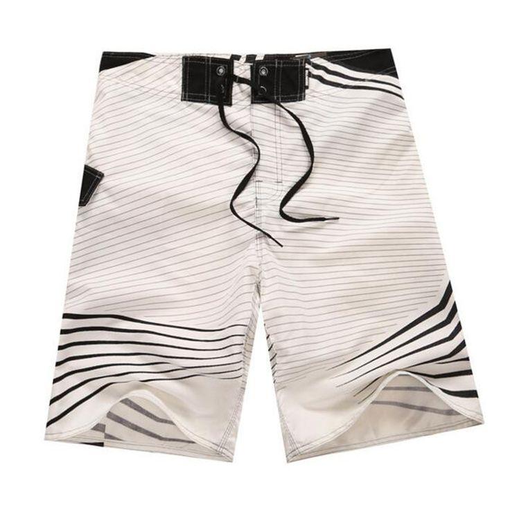 2017夏メンズ服ビーチショーツ旅行男性のビーチショートサーフボードビーチプリントクイックドライボード