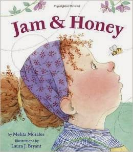Ms. B the SLP: Book of the Week: Jam & Honey