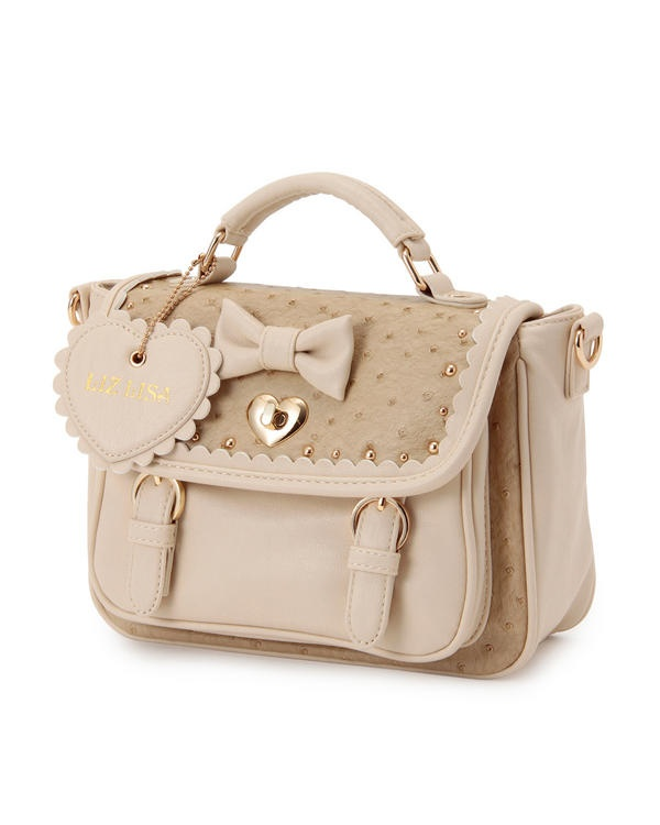 LIZ LISA beige bag ♥