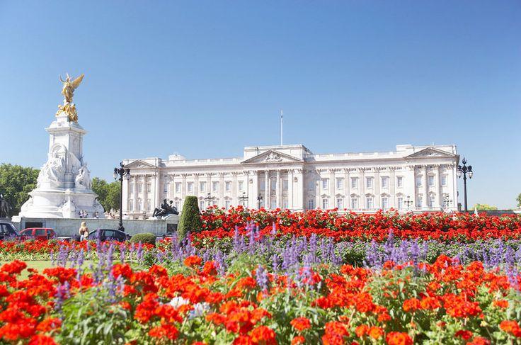 Palácio de Buckingham, Londres, Inglaterra