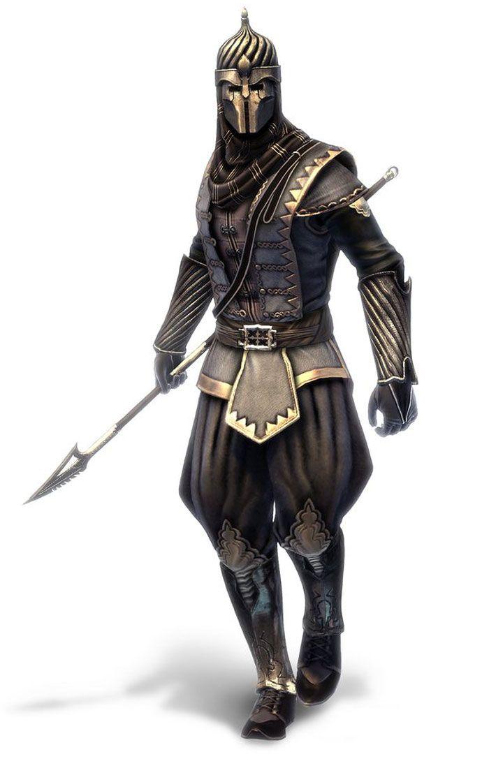 Shahkulu - The Renegade | Assassin's Creed: Revelations