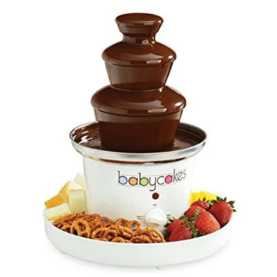 83 best chocolate fountain images on pinterest chocolate fountains babycakes chocolate fountain fandeluxe Image collections