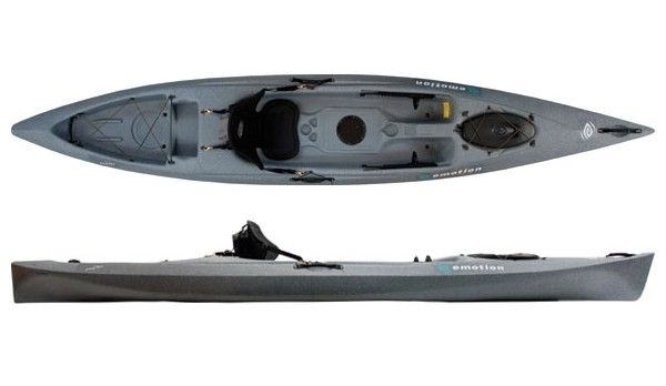 Emotion kayaks grand slam fishing kayak review fishing for Emotion fishing kayak