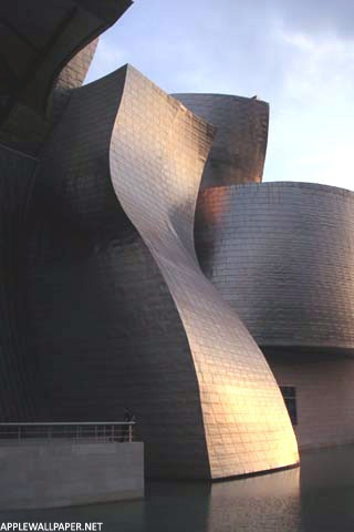Epic is an understatement: Guggenheim Museum in Bilbao, Frank Gehry...