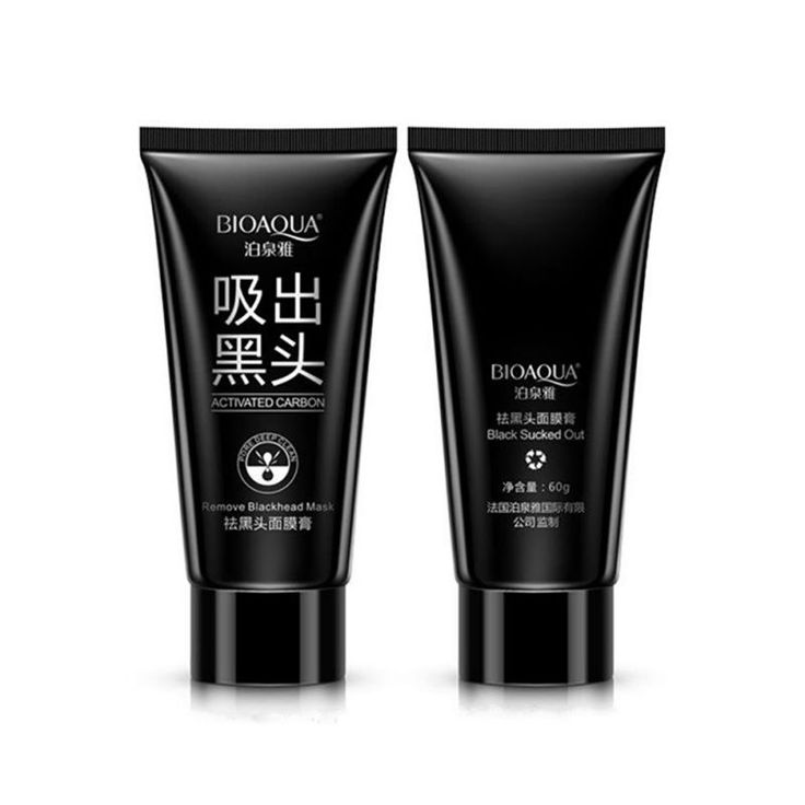 Black Head Acne Treatments Face Care Suction Mask Nose Blackhead Remover Peeling Peel Off Facial Mask H3 *** Find out more by clicking the VISIT button