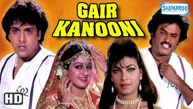 Watch Gair Kaanooni HD - Govinda - Sridevi - Rajinikanth - Shashi Kapoor - Old Hindi Movie watch on  https://free123movies.net/watch-gair-kaanooni-hd-govinda-sridevi-rajinikanth-shashi-kapoor-old-hindi-movie/