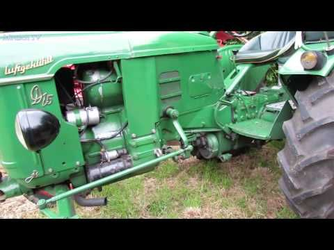 Hersteller: DEUTZ Typ:         F1L812  D15 Baujahr:  1964 LeIstung(PS):14