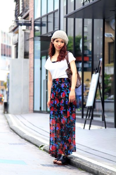 Tokyo Street Photography – August 2012 – THE YESSTYLIST - Asian Fashion Blog - brought to you by YesStyle.com