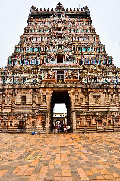The Hindu temple Kumbakonam, Thanjavur, Tamil Nadu, India by Devsasi