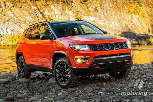 Jeep defends conservative Compass design