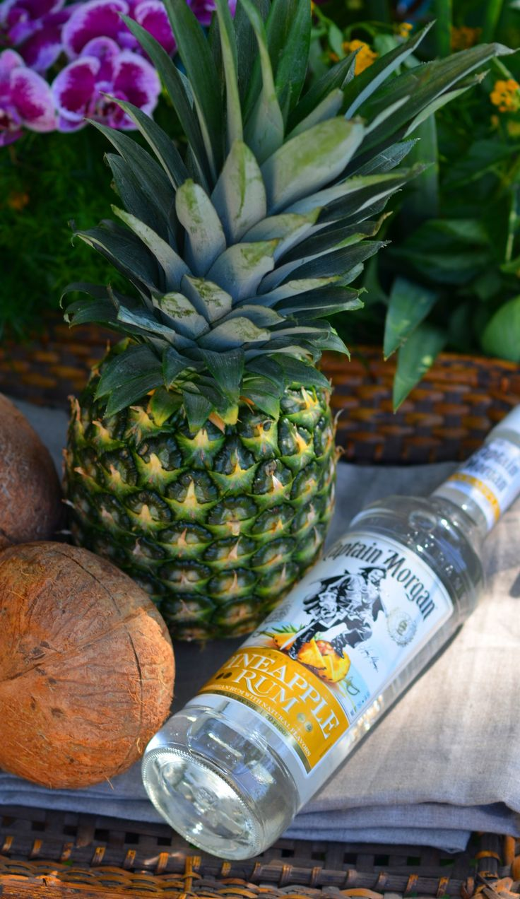 Captain Morgan Pineapple recipes are tropical and refreshing, perfect as a poolside cocktail.