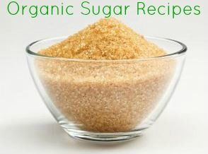 Thinking of starting to use organic sugar?  Take a look at these recipes.