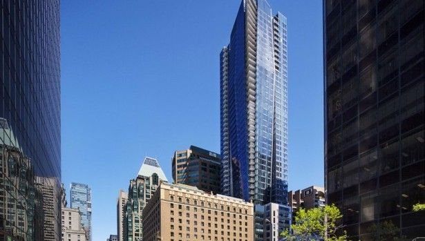 Private Residences at Hotel Georgia #Vancouver #cityliving #realestate