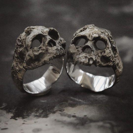 #Skull #Rings #calavera #Anillo