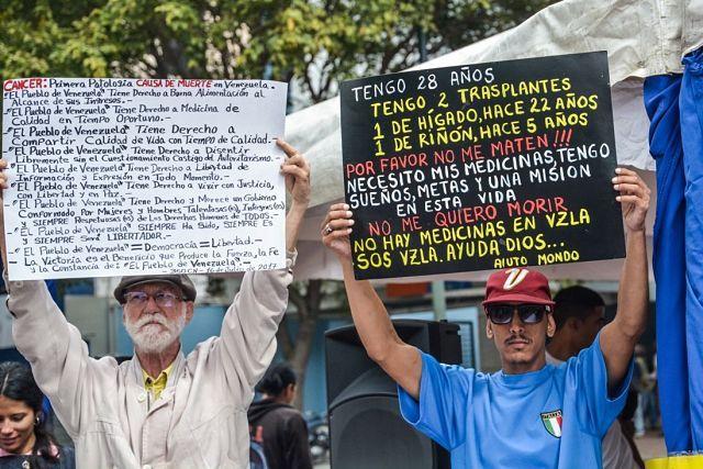 Amnistía Internacional: Preocupa la crisis humanitaria en #Venezuela