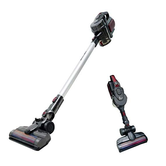Lightweight But Versatile Weighing Only At 4 4lb Easy To Clean Up High Down Low And Everywhere In Between Easily S Cordless Vacuum Stick Vacuum Car Vacuum