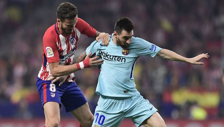 It's a top of the table clash in La Liga, as leaders FC #Barcelona host #Atletico #Madrid on Sunday. With only five points separating the two sides, this looks to be a tantalizing fixture indeed.  Both teams have had solid showings in the league so far. #Atletico #Madrid are currently on a five-game winning streak in the league, with their most recent win coming over #Leganes.