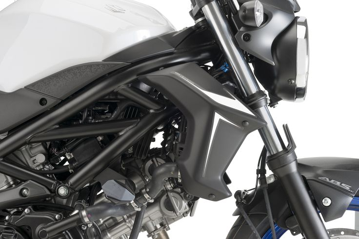 Radiator Covers for SUZUKI SV650 '16 by Puig