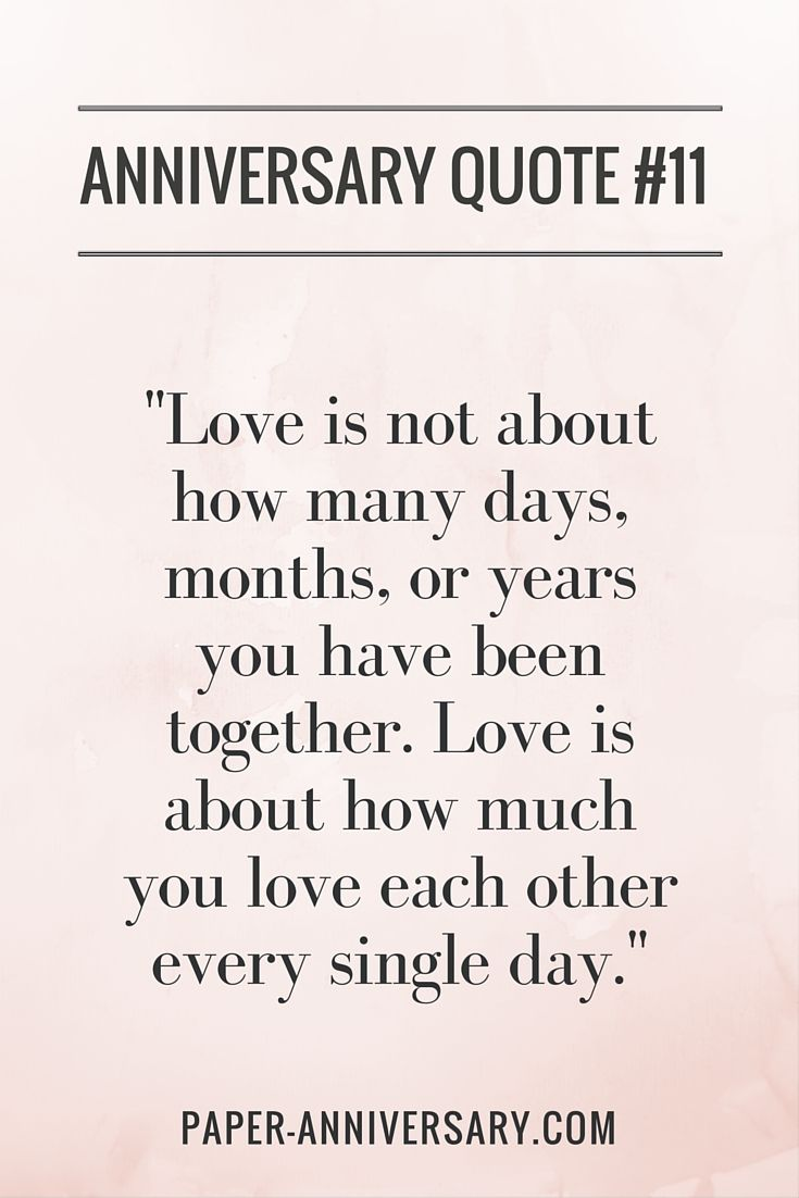 Love Quote For Him Best 25 Anniversary Quotes Ideas On Pinterest  Happy Anniversary