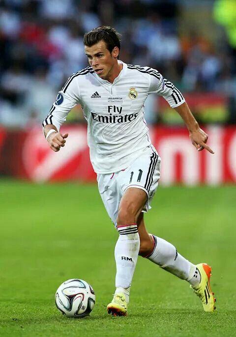 Numero 11 - Gareth Bale