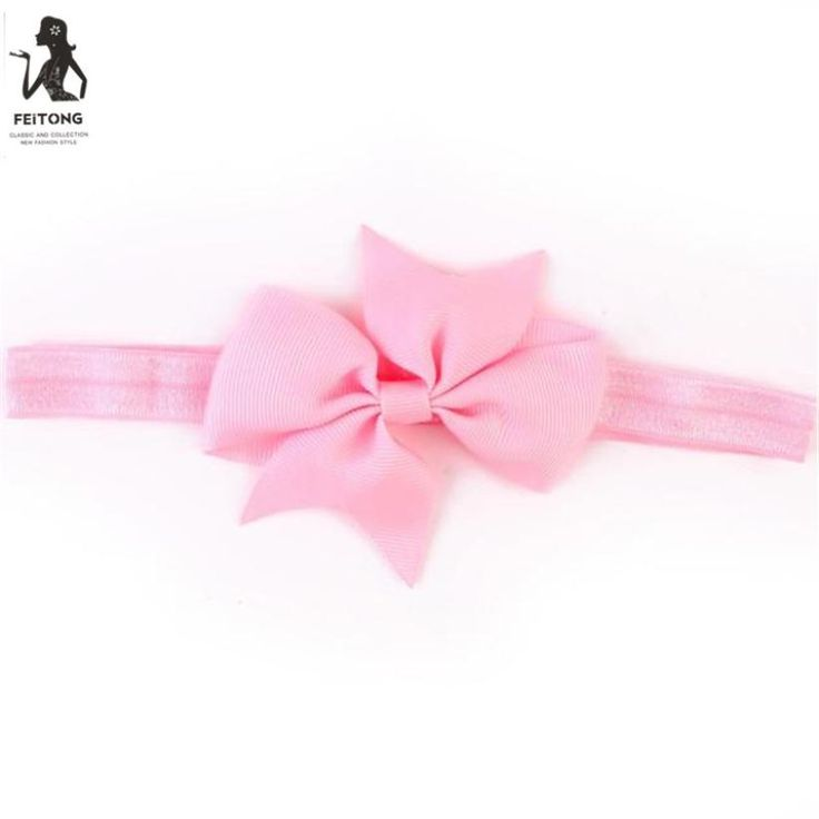 >> Click to Buy << Feitong Kids Accessories for Girls Elastic Multicolor 15 Colors Headbands Bow Hairband Photography Props accessoire cheveu #Affiliate