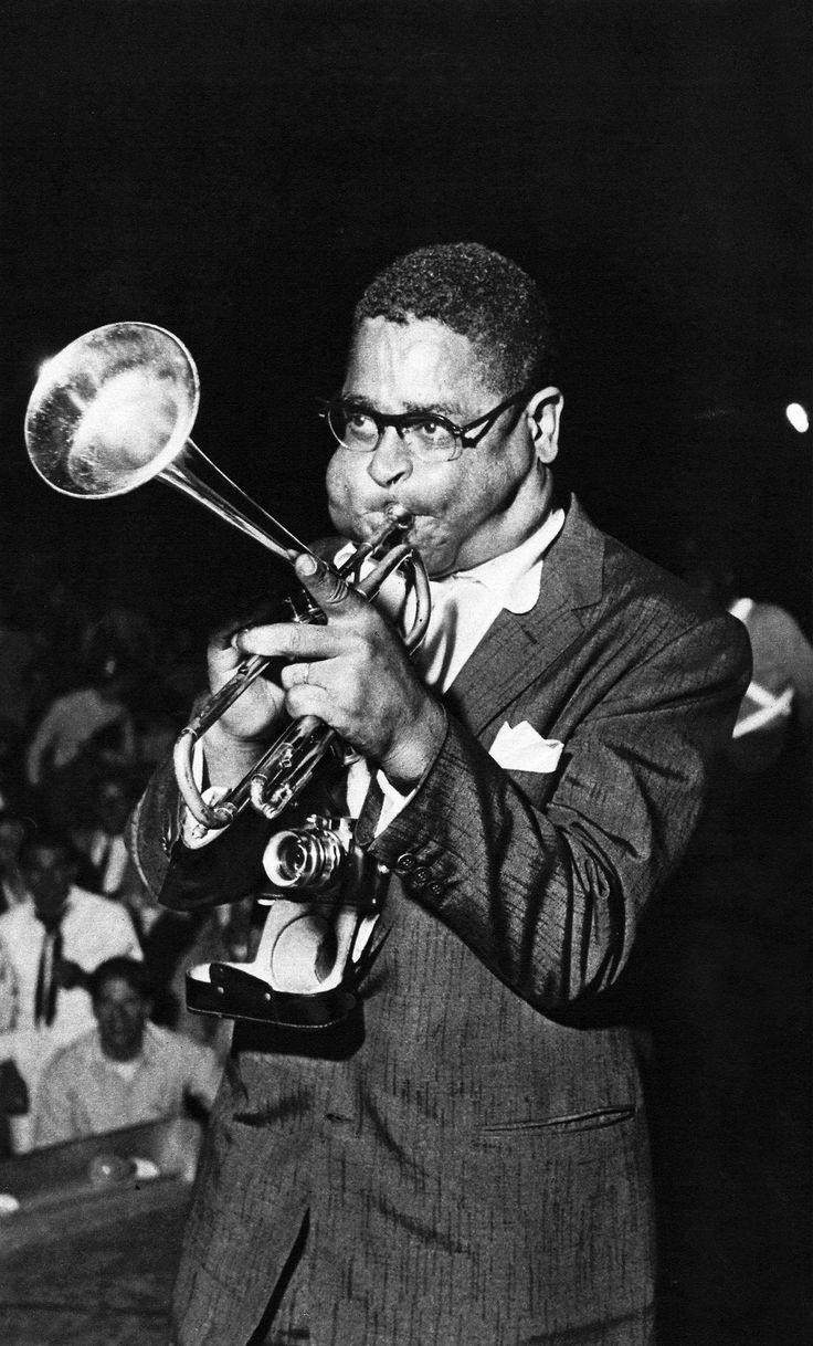 """""""Dizzy Gillespie """""""