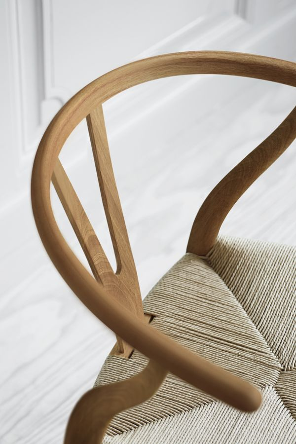 Hans Wegner CH24 WISHBONE CHAIR | ENGRAVED LIMITED EDITION